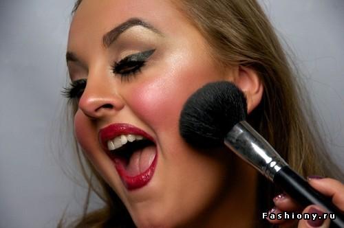 Типичные ошибки макияжа
