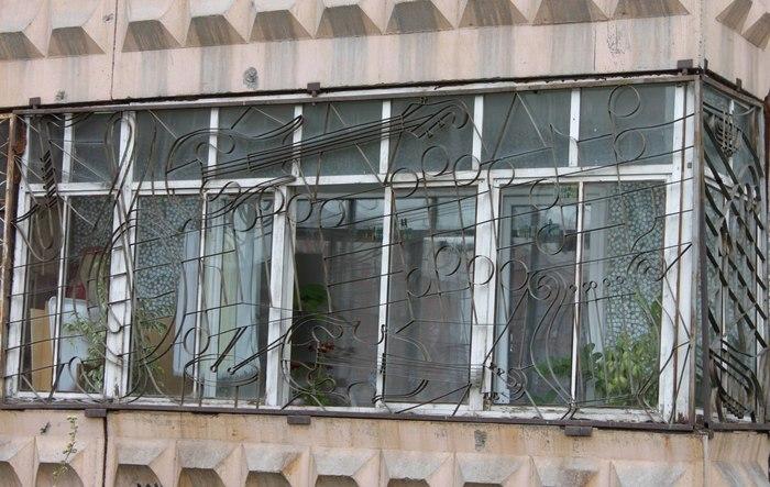 19. Балкон музыканта балкон, дизайн, креатив