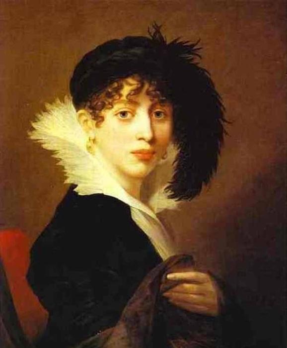 Фрейлина четырёх императриц, младшая дочь «усатой княгини» Натальи Голицыной, легендарная женщина, в молодости блистала красотой и образованностью, владела в совершенстве несколькими европейскими языками.