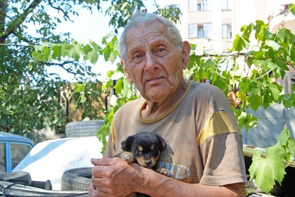 В Ставрополе 93-летний ветеран ВОВ просит помощи