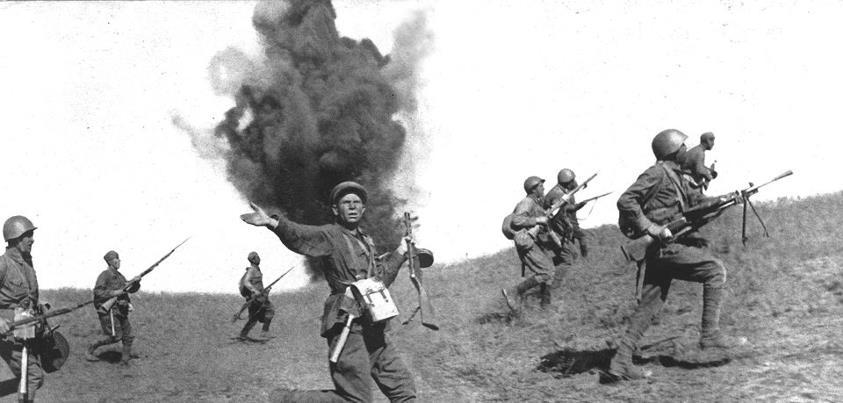 В штрафбате  1944 г: из воспоминаний лейтенанта
