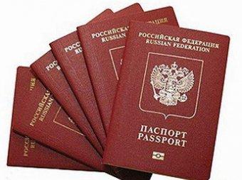 Правительство РФ одобрило законопроект о выдачи россиянам двух загранпаспортов