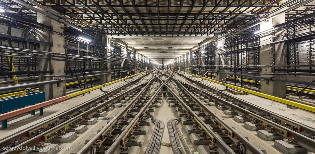 Как строят метро (60 фото)