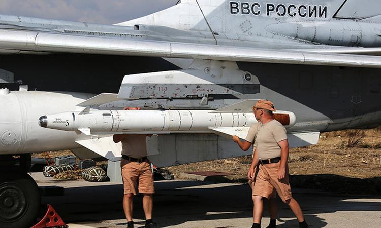 Война против России началась
