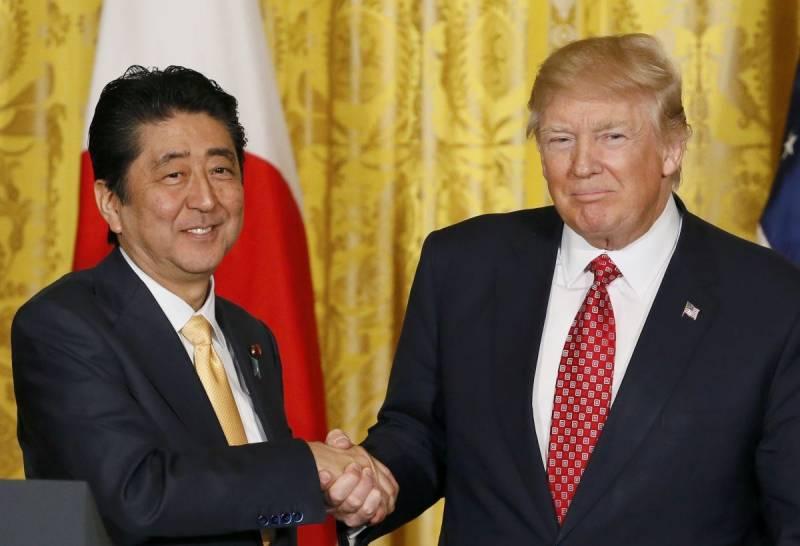Япония рассчитывает на помощь США в переговорах с Россией