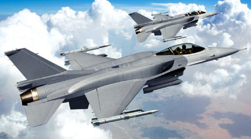 Словакия приняла решение приобрести американские истребители F-16V Block70/72