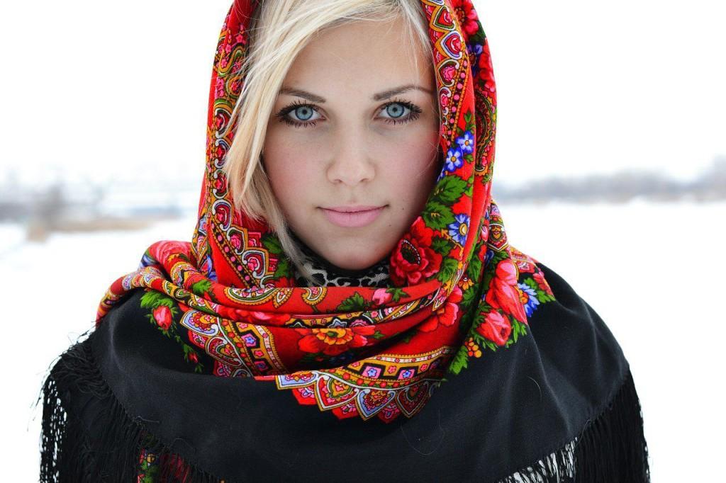 Русские женщины. Часть 1. О красоте