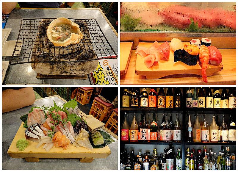 Японская кухня - не только суши и роллы!