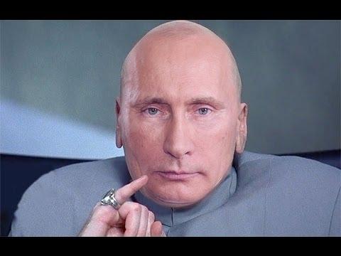 Советское зло, которое живет у Путина
