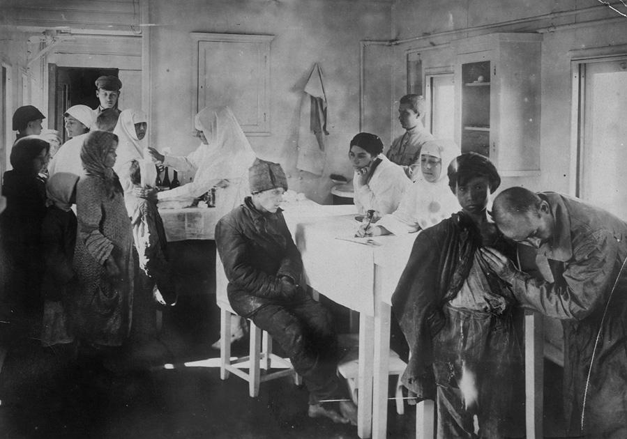 waif20 Советские беспризорники 1920 х годов