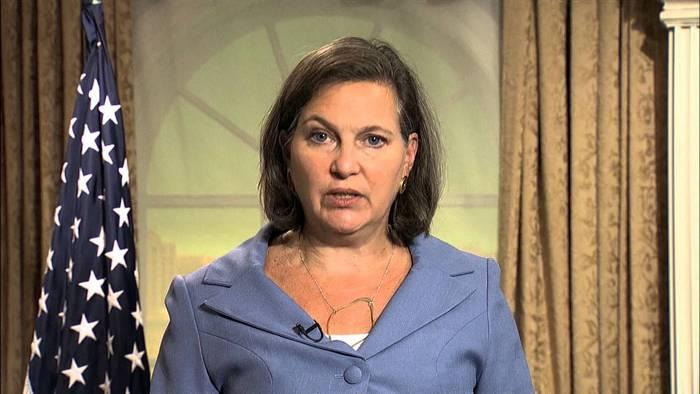 Виктория Нуланд: «Украина не является цивилизованной страной»