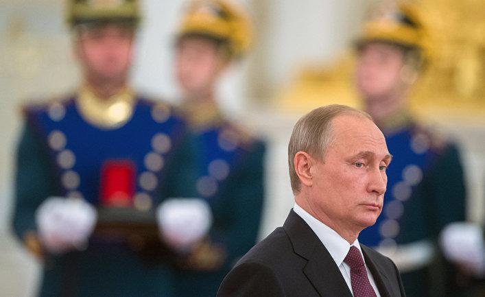 Александр Халдей: Главная задача Путина. Риски и шансы.