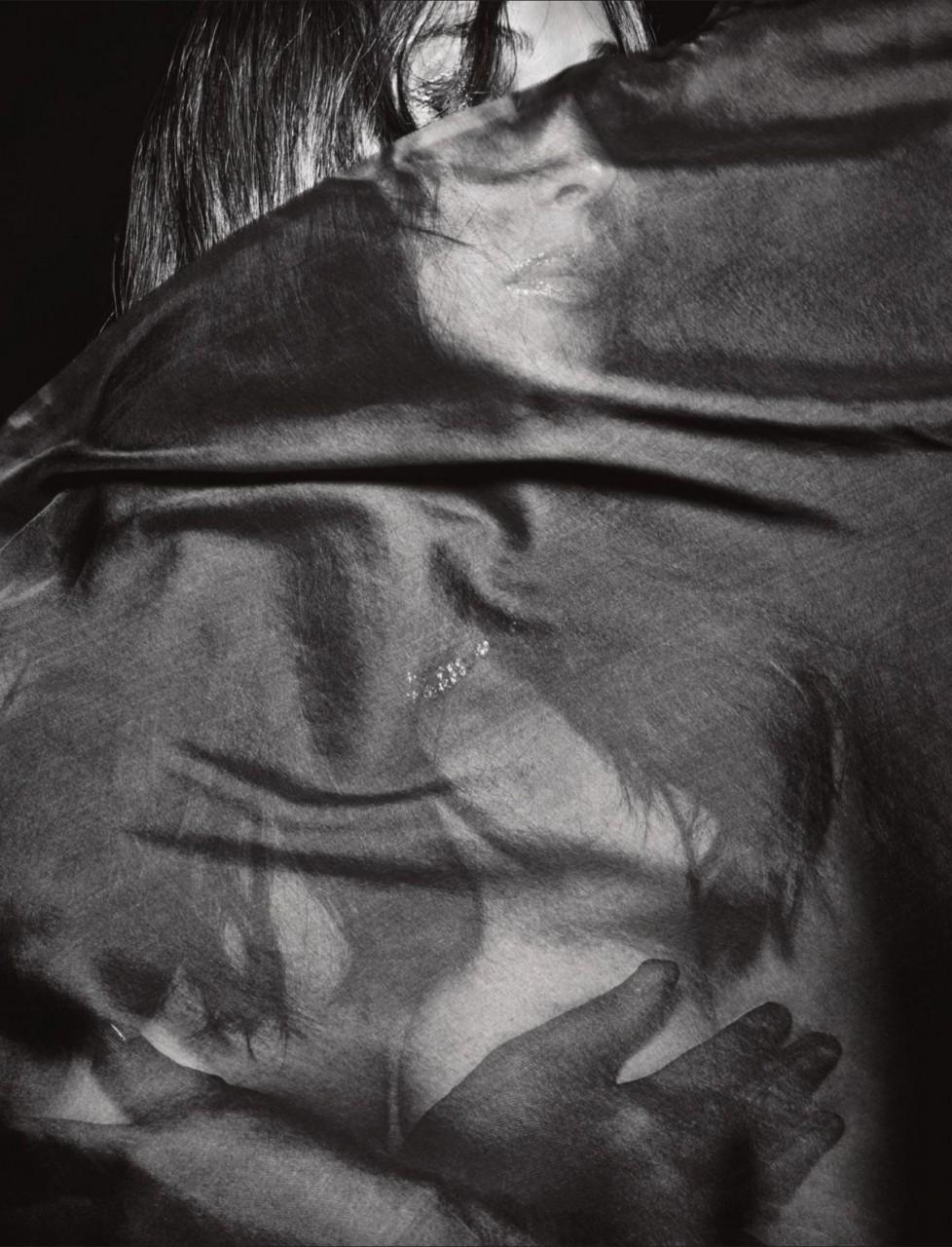 51-летняя Моника Белуччи снялась в откровенной фотосессии моника белуччи, фотосессия