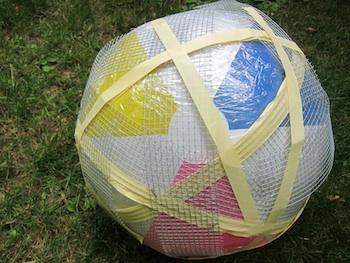 Декоративные шары из цемента для сада. Идеи и мастер-класс (48) (350x263, 55Kb)