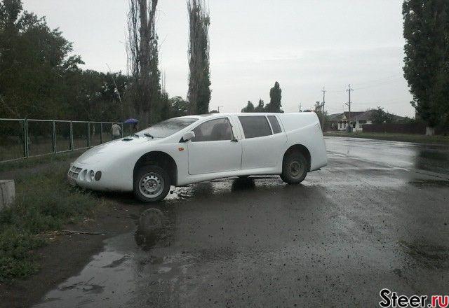 Суперкар от провинциального автомодельера
