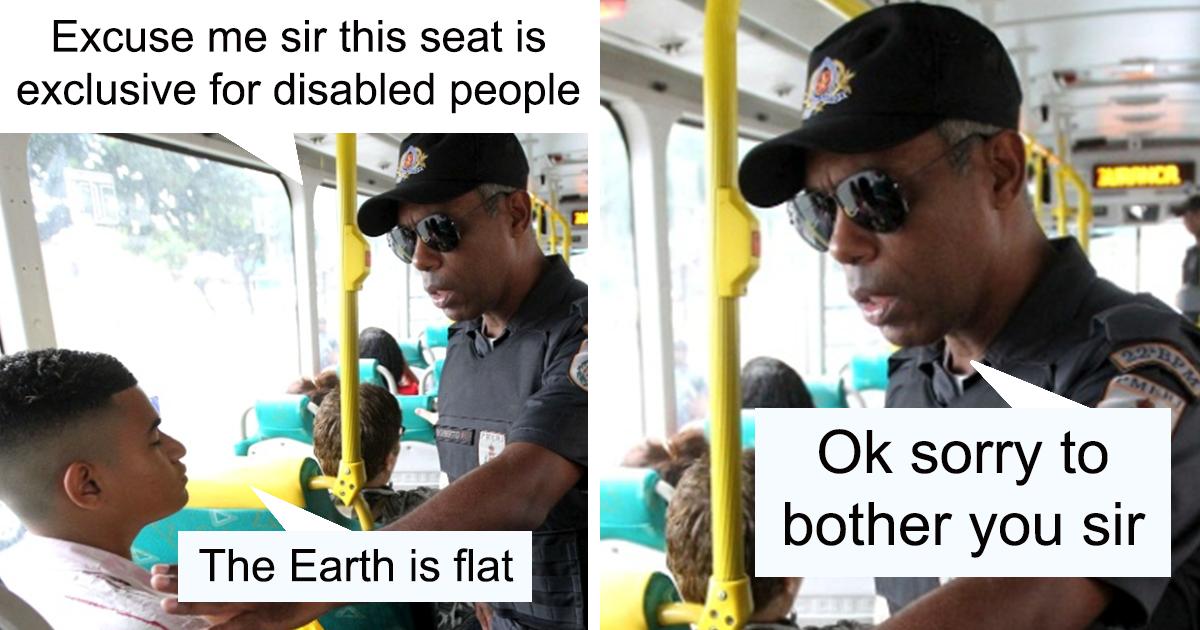 26+ Hilarious Flat Earth Memes That Flat-Earthers Won't Like