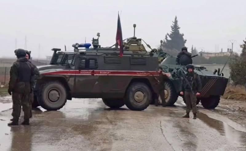 Блокирование российских бойцов: каким может быть ответ военным США в Сирии