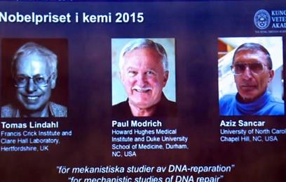Нобелевский комитет объявил лауреатов премии по химии