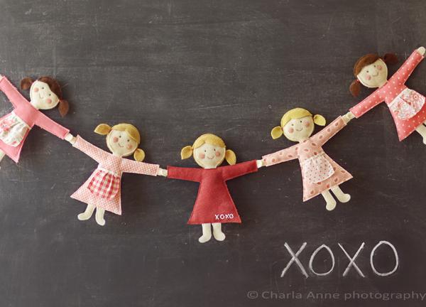 Куклы изфетра