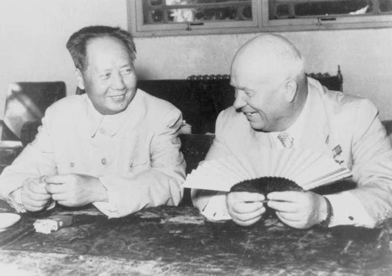Как Хрущёв разрушил стратегический союз с Китаем
