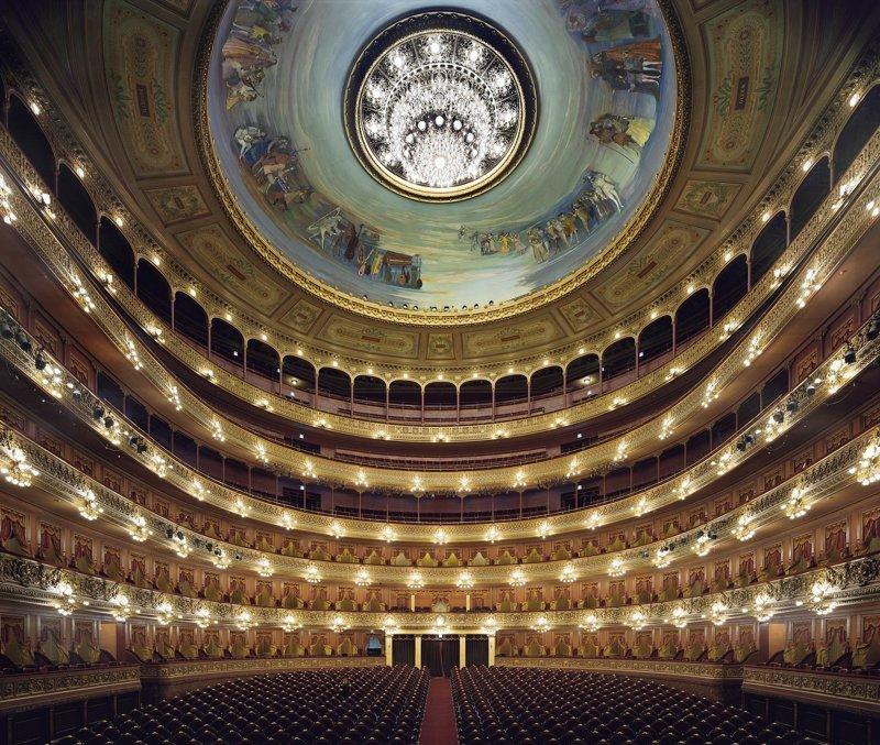 """3. Театр """"Колон"""", Аргентина интересно, спектакль, театр, театральная россия, театры оперы, фото"""