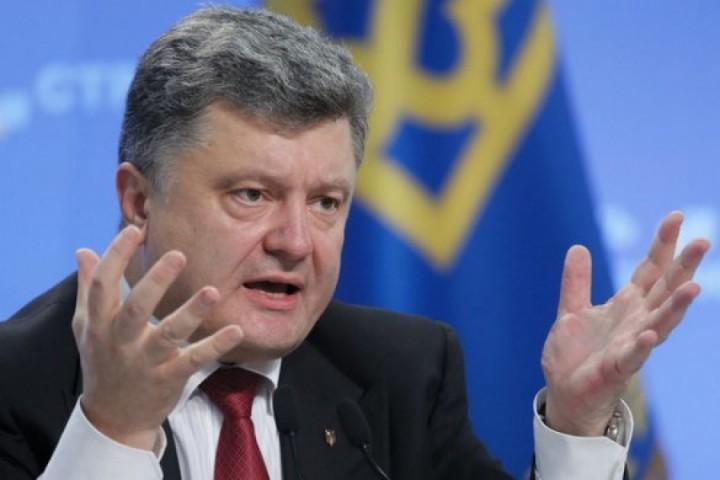Минутка юмора, или почему Порошенко решил ехать в Крым