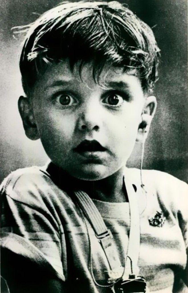 5 Гарольд Витльз впервые слышит звуки 1974г война история память