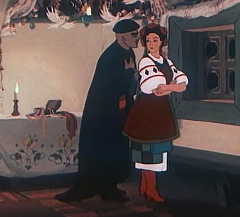 Мульт ночь перед рождеством