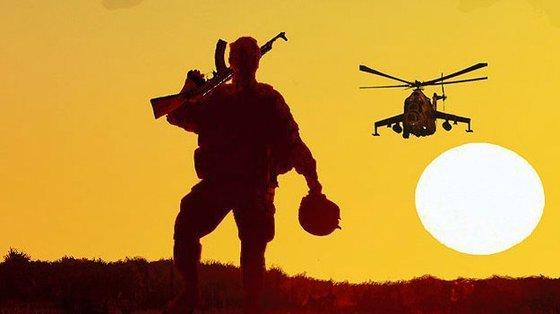 Российские военные уничтожили обстрелявших базу Хмеймим боевиков