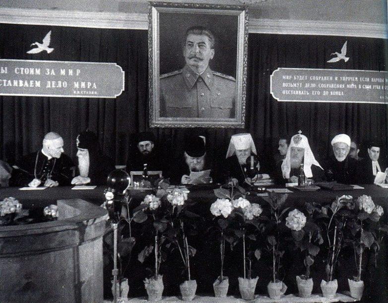 Речь Патриарха Алексия I в день похорон И.В. Сталина