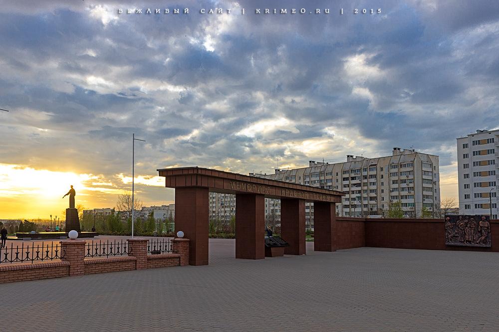 Мемориальный одиночный комплекс с крестом Заозёрный памятник с крестом Приморск, Калининградская обл.