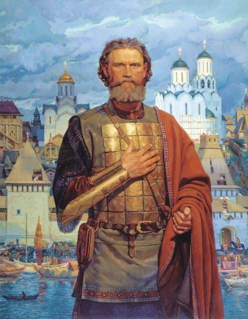 Князь Андрей Боголюбский   - основатель государственного суверенитета всей Великороссии