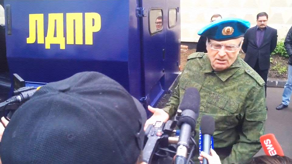 Жириновского пригласили на д…