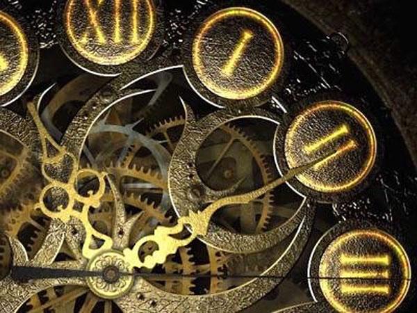 Почему часы идут по часовой стрелке