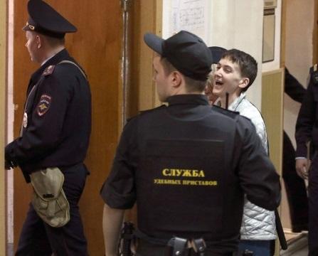 Суд присяжных для Надежды Савченко? Только вместе с пожизненным