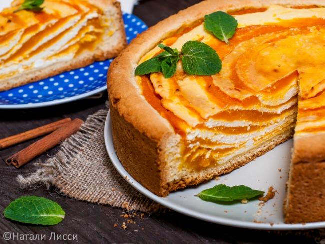 Эффектный пирог с яркой начинкой. Фото: natalielissy.ru - Портал Домашний