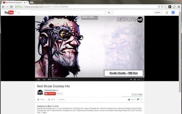 Комфортный просмотр видео на YouTube. Расширение для Chrome