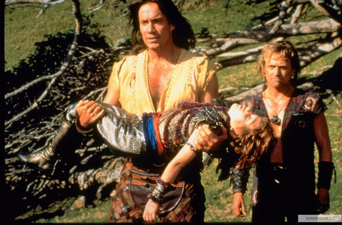 Зена, Геракл и их друзья