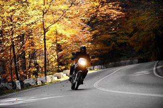 "Мотоциклист вернул ""забытый"" пакет мажорам на Bentley"