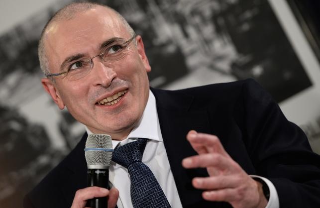 Ходорковский о скандале с фото: Я готов простить Валерии всё