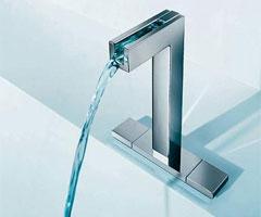 Ноги вместо рук: идея новой конструкции водопроводного крана