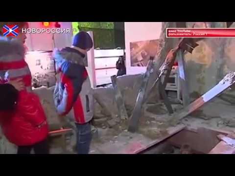 ДНР и ЛНР Ополчение, Новороссия 18 Все новости дня 08 04 2015