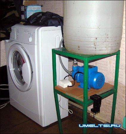 Своими руками из стиральной машины автомат