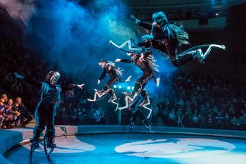 В Челябинский цирк приезжает шоу «Гиппопотамус»