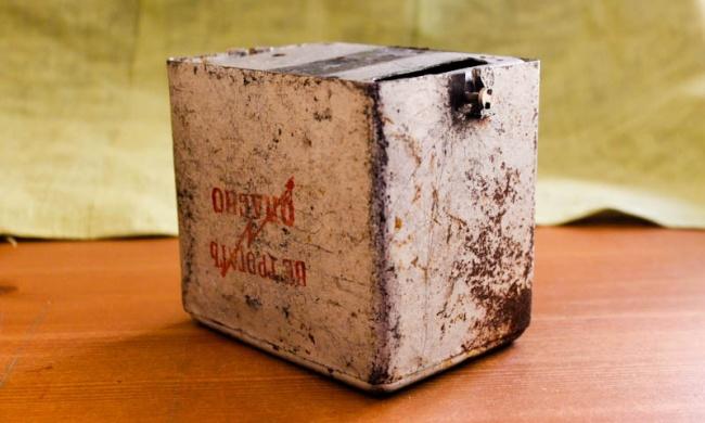 Семейные реликвии. В этой коробке — настоящие сокровища из детства