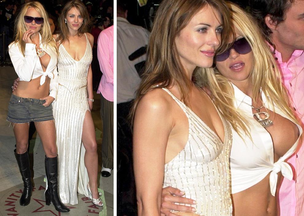 самые прозрачные платья памела андерсон знаменитостей смотреть фото