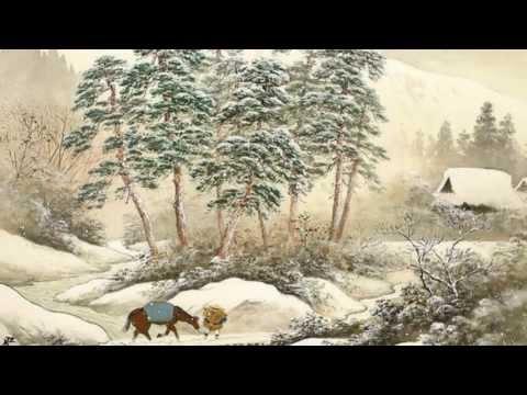 Картины японского художника Koukei Kojima,