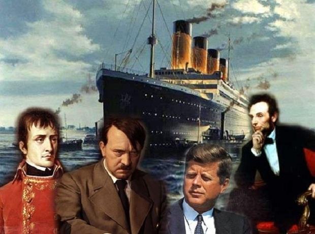 Совпадения, факты, Гитлер, Линкольн, Кеннеди, Наполеон