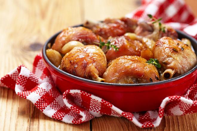 Простые рецепты горячего блюда на новый год