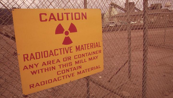 """Открыта бактерия, которая """"дышит"""" ураном"""